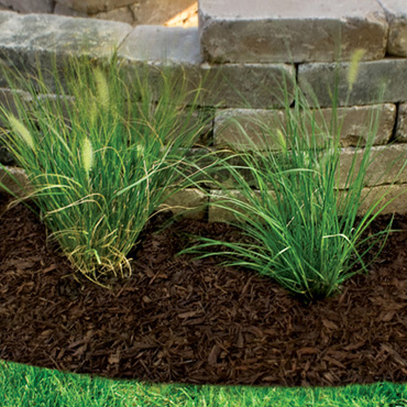Flowerbed Mulching Services in Uxbridge and Stouffville 416-786-7699