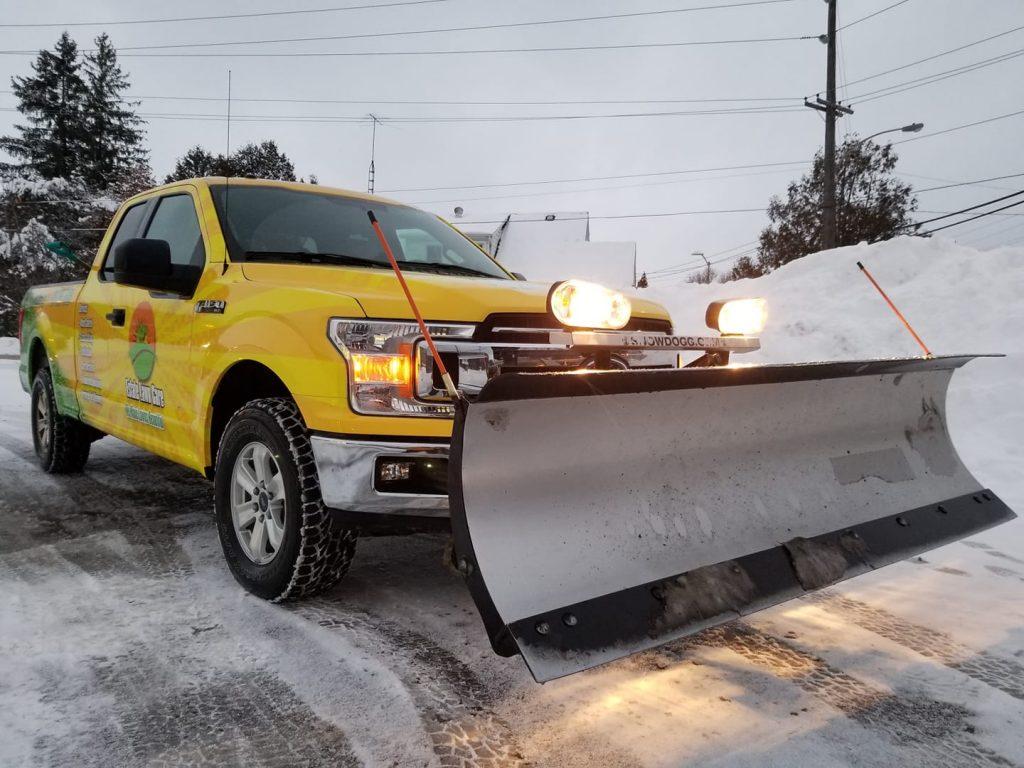 snow removal stouffville uxbridge